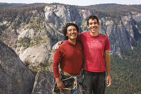 Jimmy Chin e Alex Honnold: El Capitan