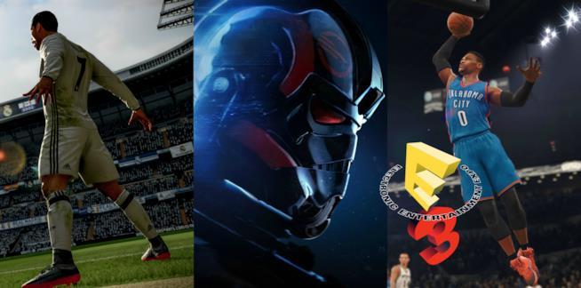 Prime immagini per i nuovi videogame di Electronic Arts