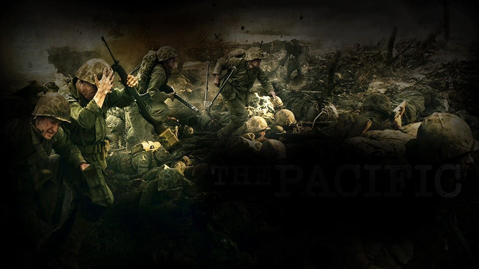The Pacific - Anche per questa serie Spielberg-Hanks non hanno badato a spese: oltre 180 milioni!
