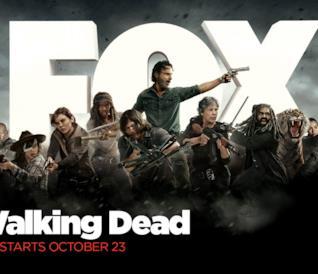 The Walking Dead 8: il nuovo poster