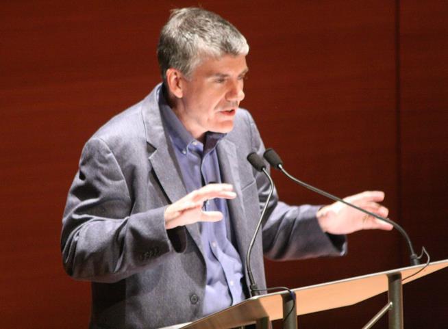 L'autore Rick Riordan