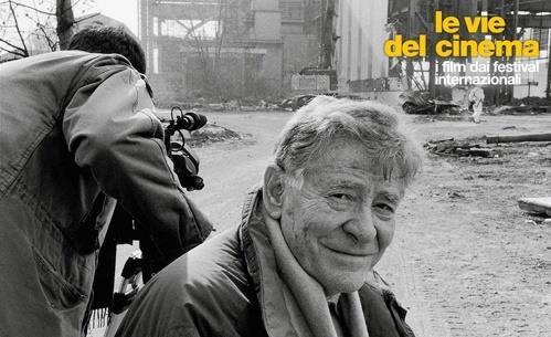 Ermanno Olmi sulla locandina 2016 di Le Vie del Cinema