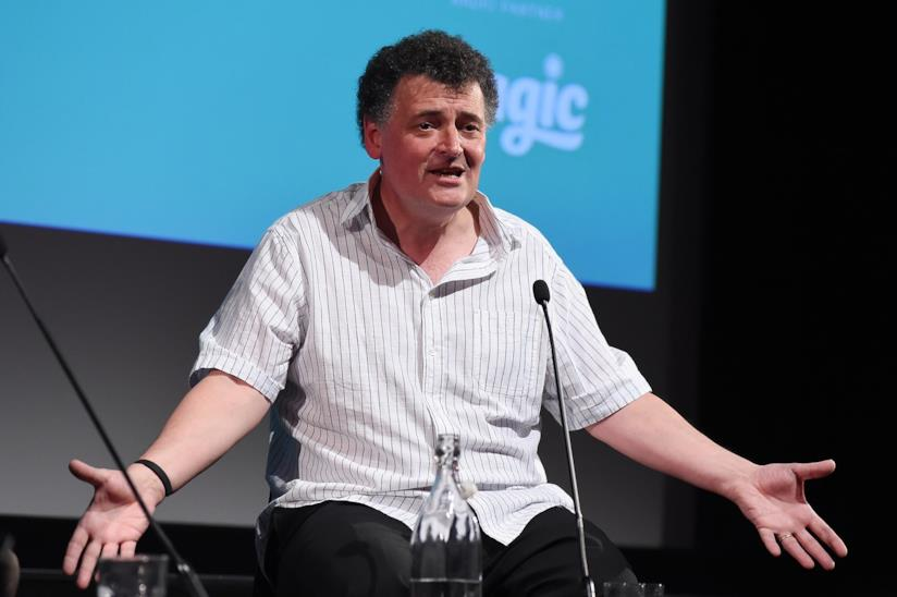 Steven Moffat sceneggiatore e showrunner TV