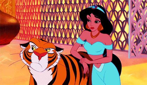 Jasmine e Rajah