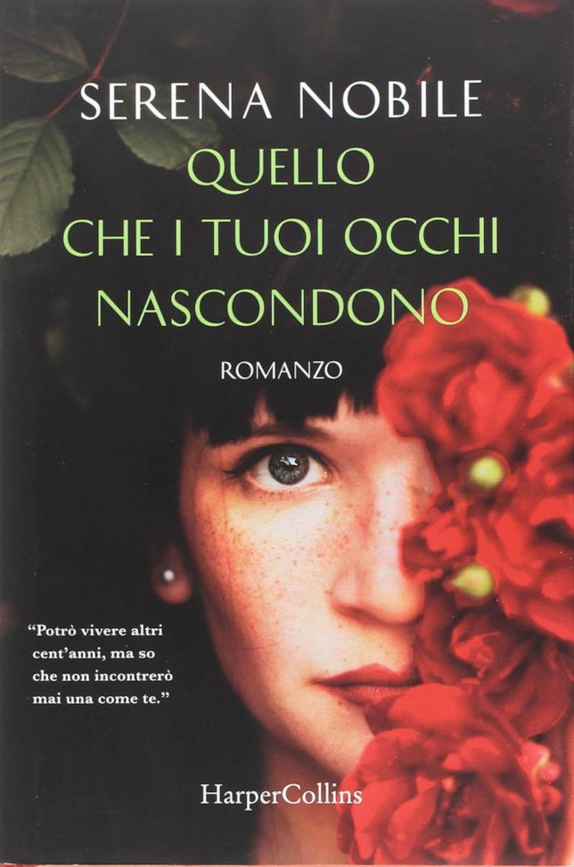 La copertina dell'ultimo romanzo di Serena Nobile