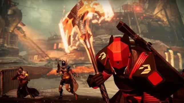 Alcuni dei protagonisti della nuovissima espansione di Destiny