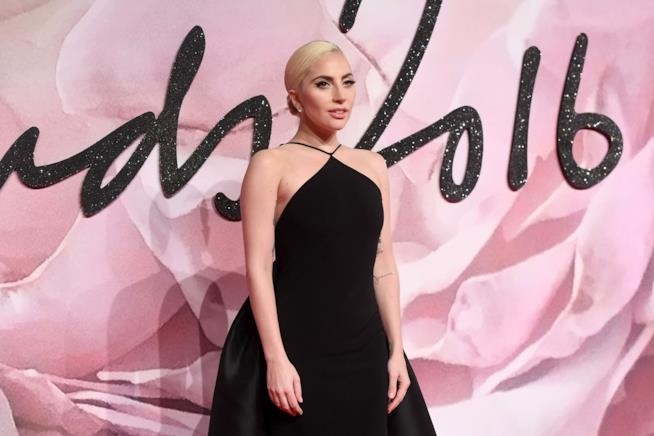 Un recente scatto di Lady Gaga