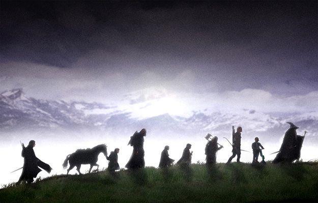 Lord of the Rings meme Elijah Wood