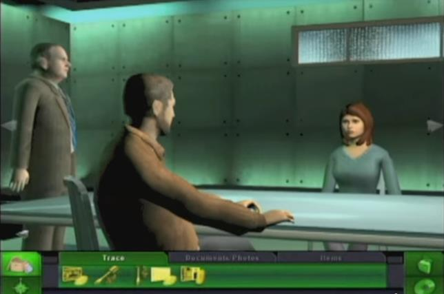 CSI: Omicidio in 3 dimensioni, titolo Telltale