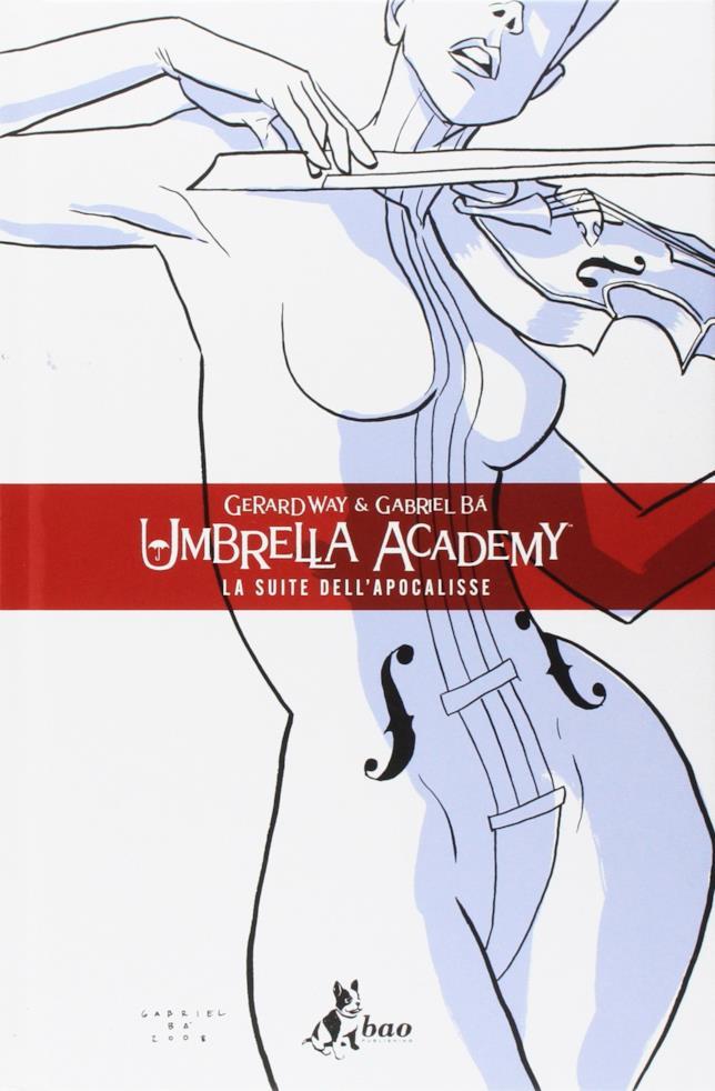 Il primo volume di Umbrella Academy pubblicato da BAO Publishing