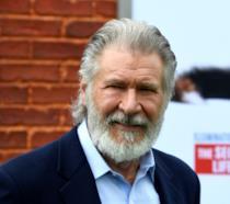 Harrison Ford alla premiere di Pets 2 - Vita da animali