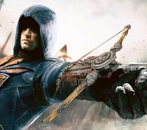 L'eroe di Assassin's Creed Unity in azione