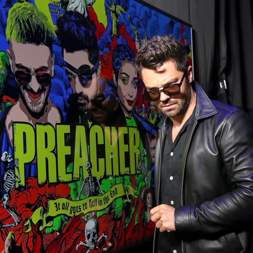 Comic-Con di San Diego Dominic Cooper