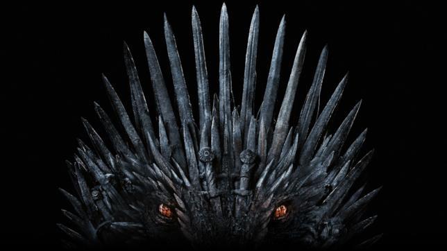 GoT: il nuovo poster con il drago Trono di Spade