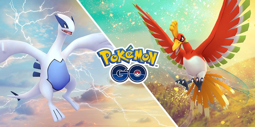 Pokémon go un nel segno dei leggendari