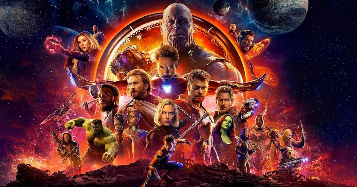 Avengers: infinity War sorpassa anche il Titanic al botteghino in USA
