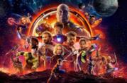 Avengers Infinity War Personaggi