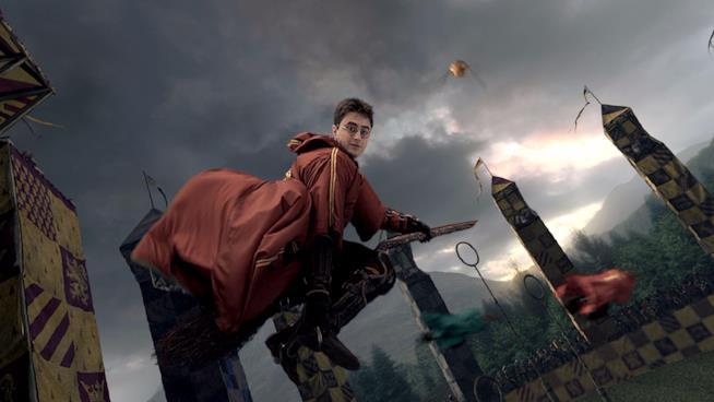 La Coppa del Mondo di Quidditch 2018 si giocherà in Italia