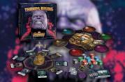 Il nuovo gioco da tavolo Thanos Rising vi farà immergere nelle atmosfere di Infinity War