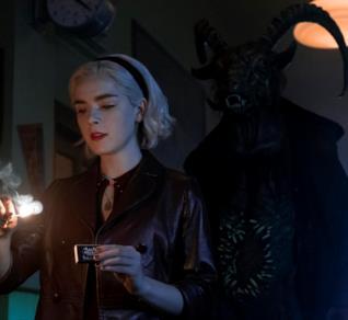 Le Terrificanti Avventure di Sabrina 2: il trailer della seconda parte