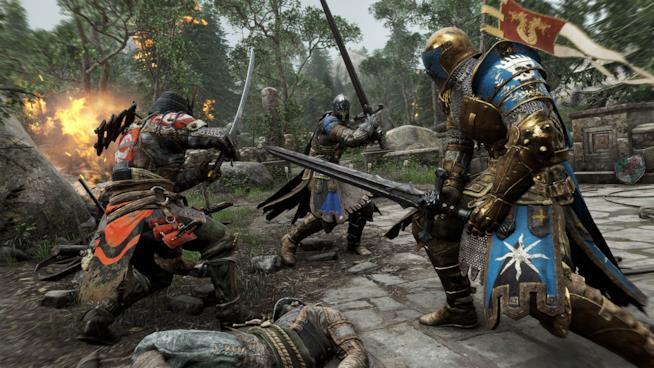 For Honor è il nuovo videogioco Ubisoft
