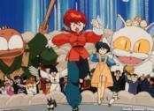 Ranma, anime tratto dall'opera di Rumiko Takahashi