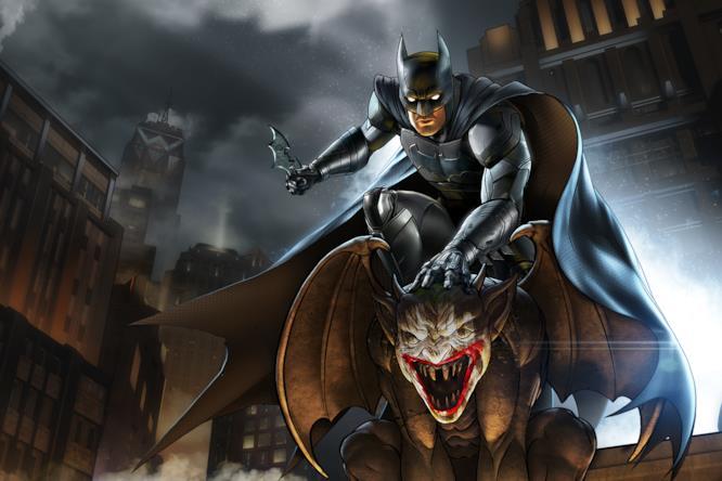 Batman: The Enemy Within per PC, console e mobile