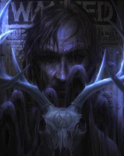 La copertina di Harry Potter e il Prigioniero di Azkaban in versione horror