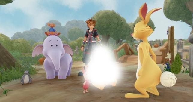 La censura cinese su Kingdom Hearts 3