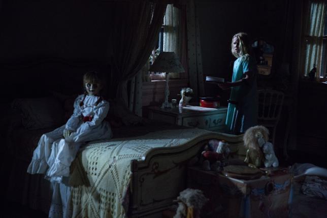 Annabelle: Creation scena