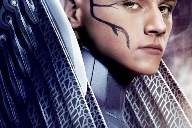 Arcangelo nel character poster di X-Men: Apocalisse