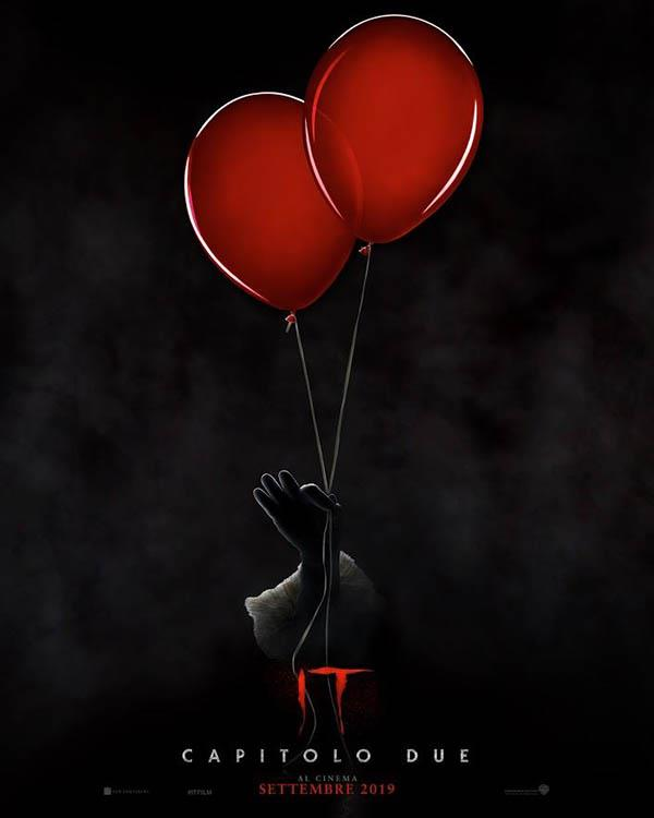 IT: Capitolo Due, poster