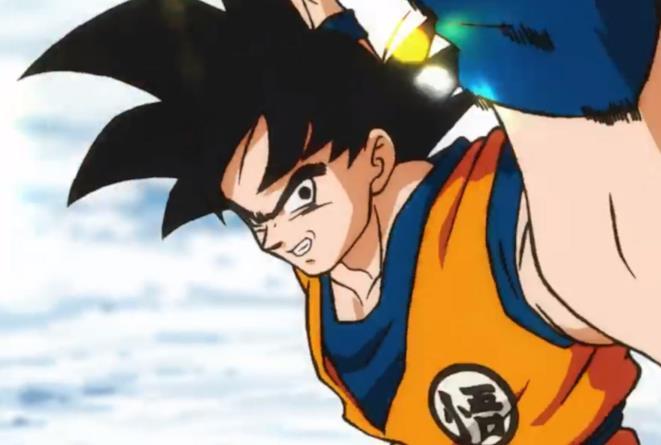 Dragon Ball Super Broly Goku