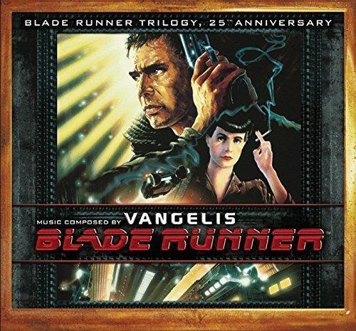 Cover della soundtrack di Blade Runner, per i suoi 25 anni