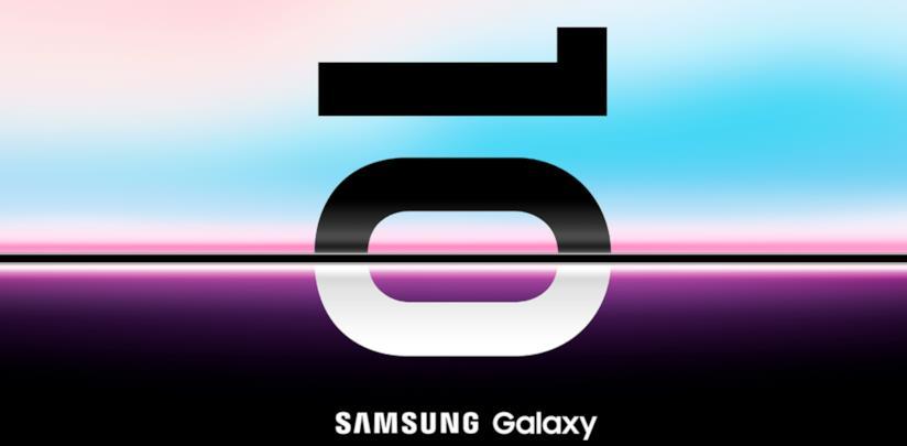 L'invito alla stampa di Samsung per l'evento UNPACKED 2019