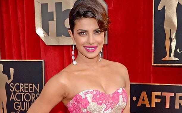 Priyanka Chopra, la star di Quantico, sul red carpet