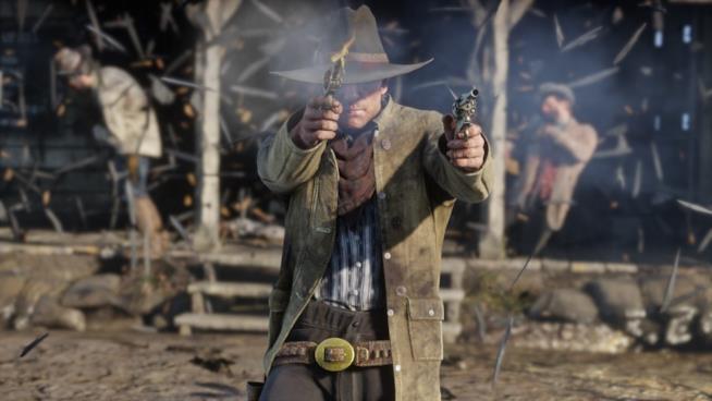 Il protagonista di Red Dead Redemption 2