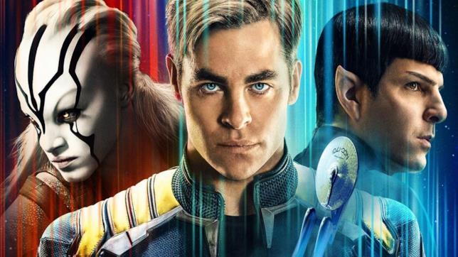 Star Trek Beyond è un film uscito nel 2016
