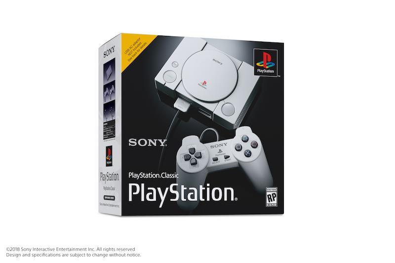 PlayStation Classic è proposta al prezzo di 99,99 euro