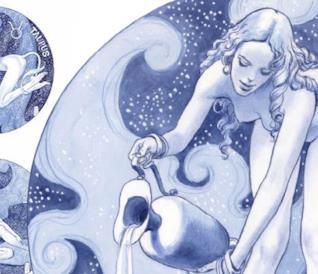 Il calendario 2018 di Milo Manara è dedicato allo Zodiaco