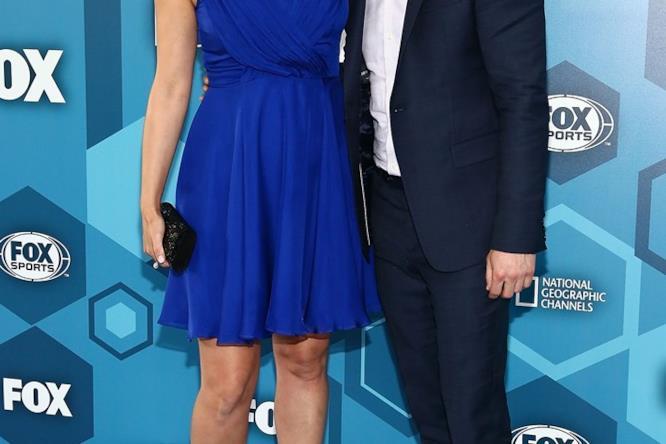 Ben McKenzie e Morena Baccarin alla serata Fox Upfront 2016