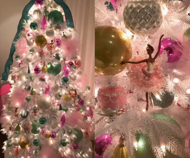 Il terzo albero di Natale di Beyoncé dedicato alla figlia Blue Ivy