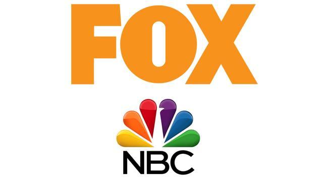 Loghi ufficiali FOX e NBC