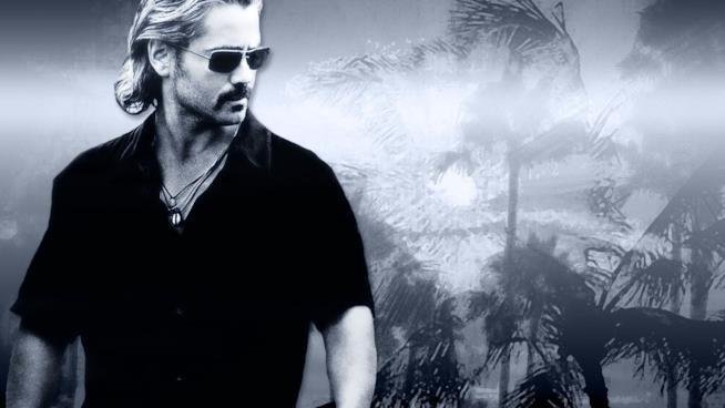 Colin Farell in Miami Vice