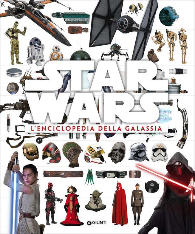 Copertina del volume L'enciclopedia della galassia