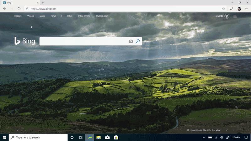 La Internet Explorer Mode di Microsoft EDGE