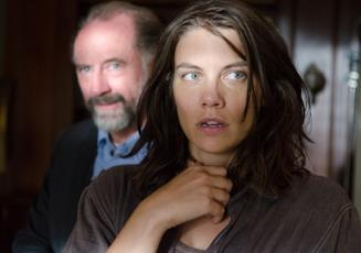 The Walking Dead: Maggie e Gregory