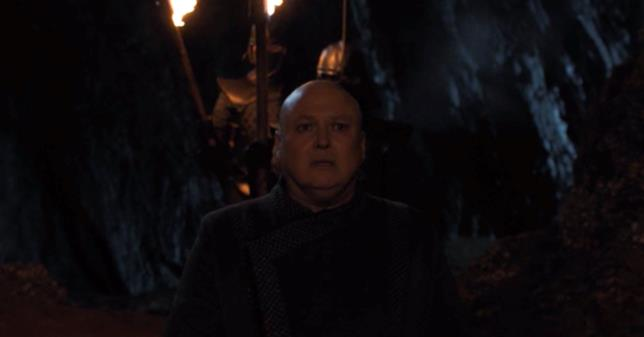 Conleth Hill è Lord Varys in Game of Thrones
