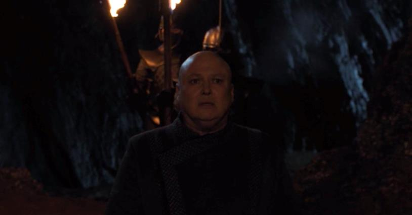 Conleth Hill è Varys in Game of Thrones