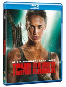 Il Blu-ray del reboot di Tomb Raider